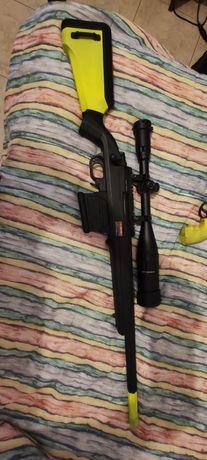 Sniper Airsoft - Amoeba Arms Striker - Nova Nunca usada