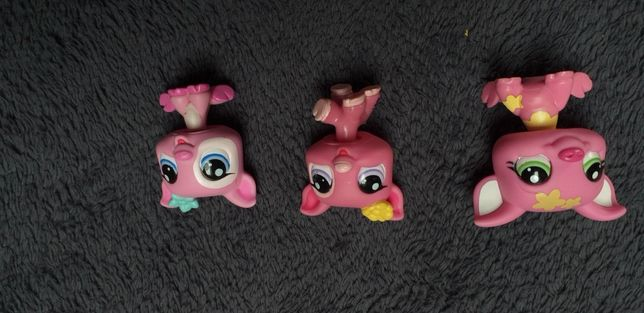 Figurki Littlest Pet Shop- świnki