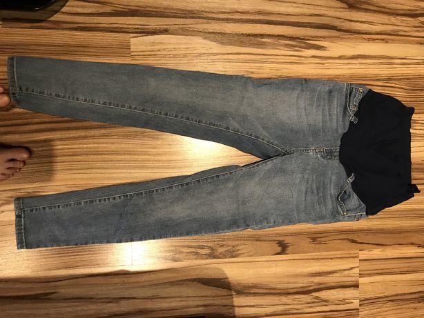 Spodnie ciążowe jeans r. M