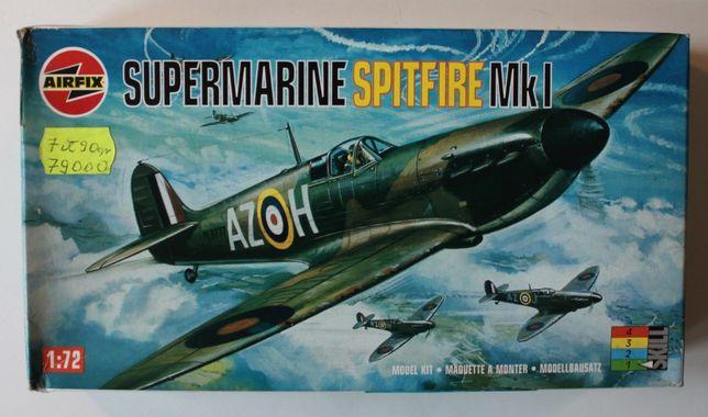 Spitfire Mk.I model 1/72 prod. Airfix