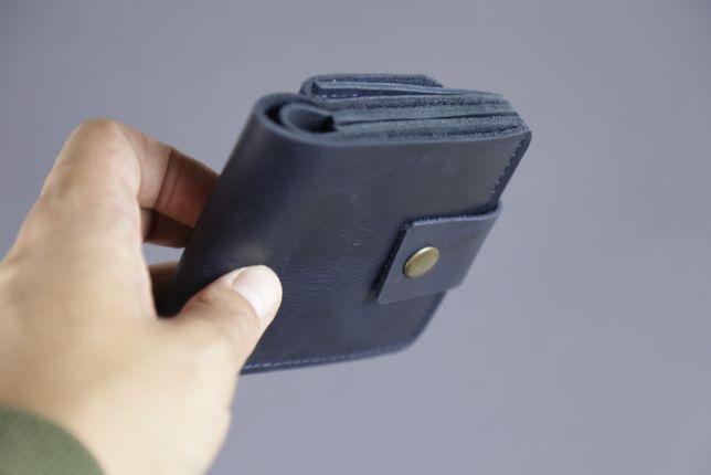 гаманець кошельок портмоне з натуральної шкіри
