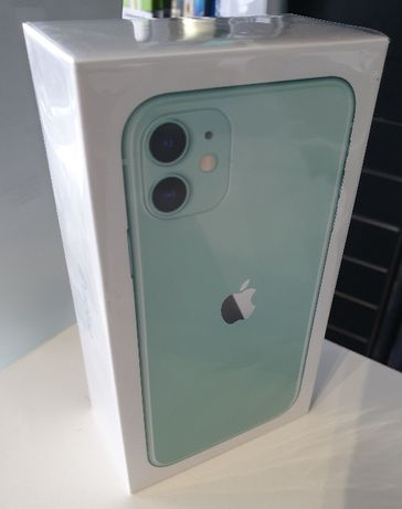 IPHONE 11 64GB Green Gsm Słowiańska