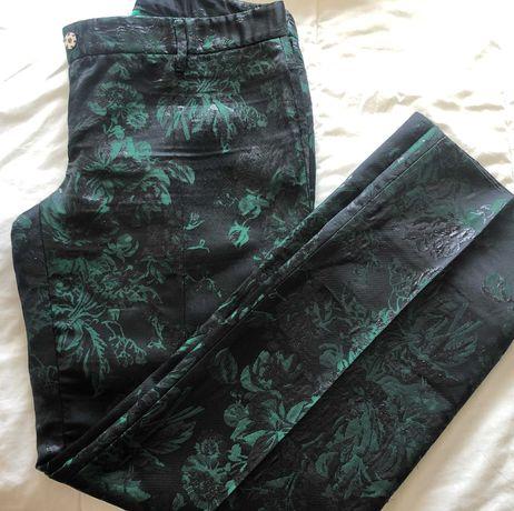 Calças Dolce & Gabbana originais: tecido lindíssimo, muito elegantes!