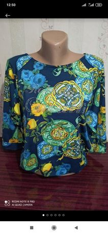 Roberto Cavalli кофта + юбка