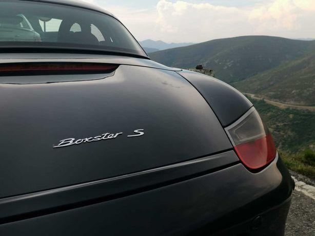 Peças de Porsche boxster 986 e carrera 996