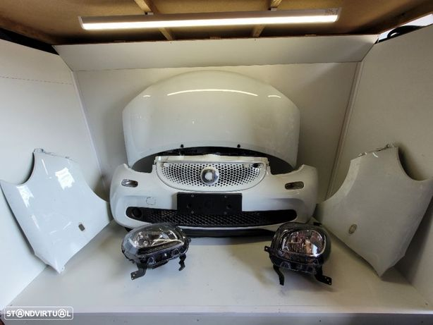 Frente completa Smart 453 Forfour Tce 2016-