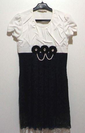 Нарядное платье на девочку рост 146