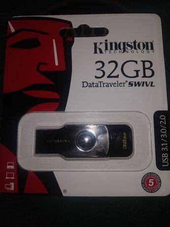 Флешка USB 3.1 Kingston 32 Gb
