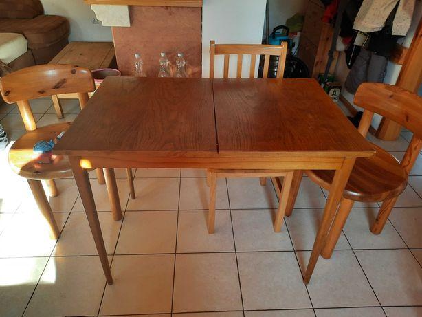 Stol składany kuchenny
