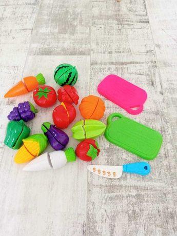 Zestaw zabawek różne cała torba.