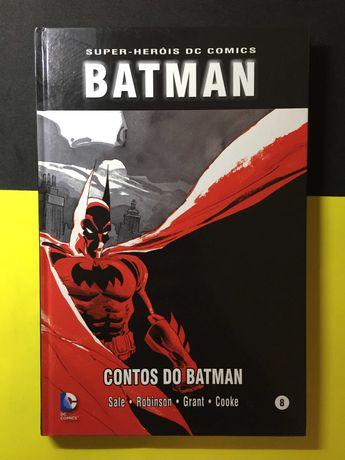 Super-Heróis DC Comics. Batman - Contos do Batman (Portes CTT Grátis)