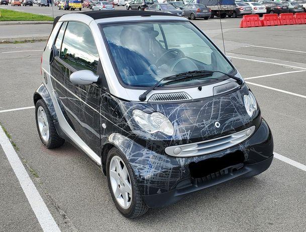 Smart fortwo cabrio passion CDI 0.8 2004