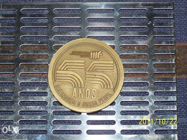 Medalha comemorativa de coleção