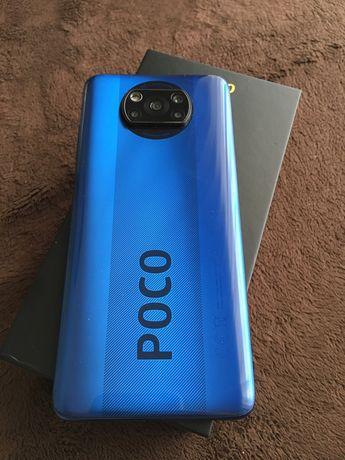 Troco ou vendo Poco x3 NFC 6gb 128gb Fatura Nacional Dual Sim
