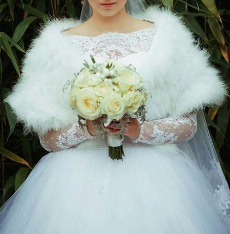 Продам весільну сукню. ТОРГ.