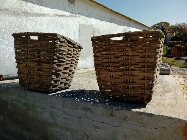 Vendo cestas