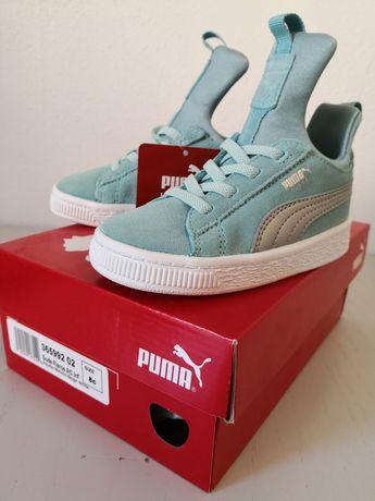 Кросівки Puma для дівчинки/хлопчика. Розмір 8 (24).