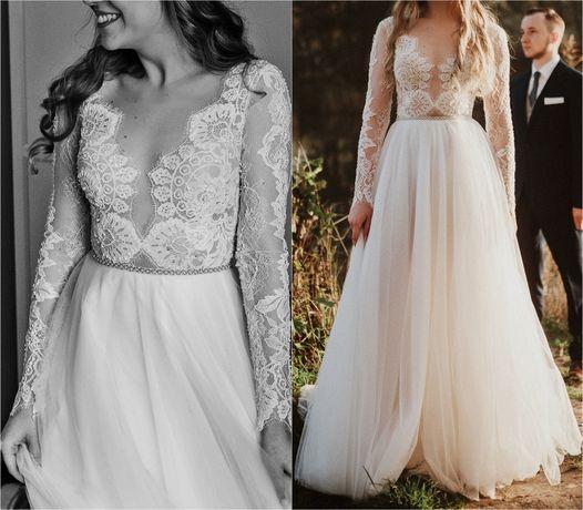 Tom Sebastien Grace - suknia ślubna