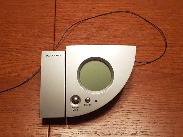 Rádio Despertador Dakota com Alarme e Projetor de Hora