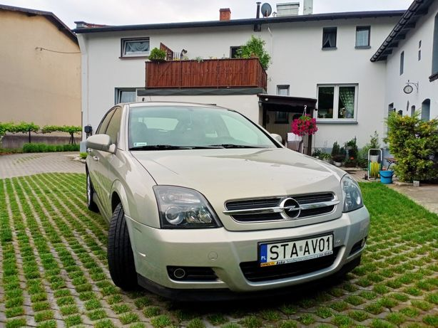 Opel Vectra C 2005 r. 1.8 benzyna