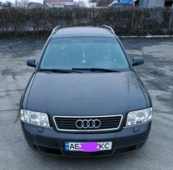 Audi А6 С5 TDI 132 кВт 177л/с