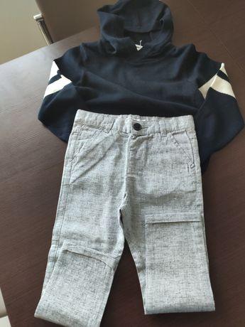 Zestaw ubrań dla chłopca 98 h&m