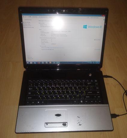 Ноутбук c2d p8700 ssd240