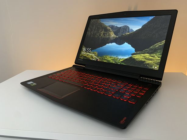 Sprzedam Lenovo Y520 i5 GTX1050 SSD256 16 GB RAM