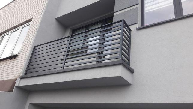 Balustrada balustrady barierka zewnętrzna NOWOCZESNE WZORY
