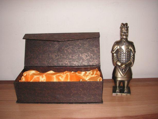 Guerreiro Terracota Bronze ( NOVO )