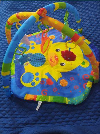Детский коврик happy baby mat