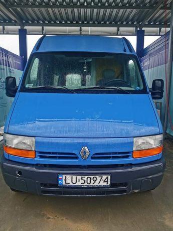 Renault Master 2003 rok auto sklep