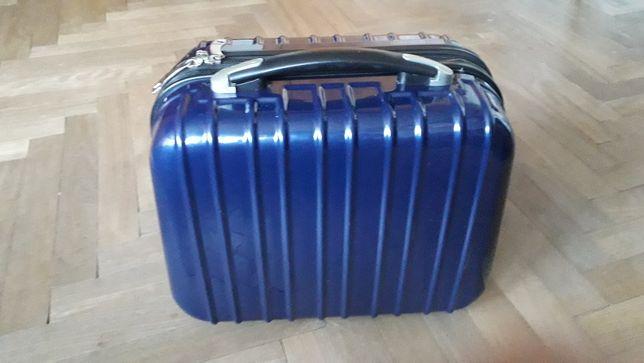Mała walizka/kuferek  podróżny PARFOIS