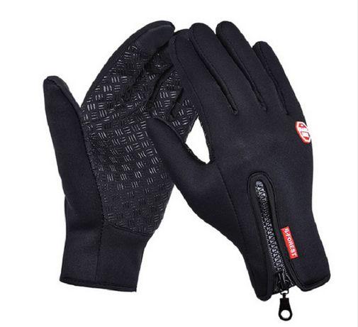 Перчатки Windstopper зимние/мужские/женские/вело/мото/лыжные/сенсорные