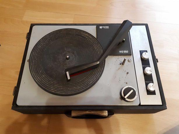 Gramofon Unitra Fonica WG 550 dla kolekcjonera