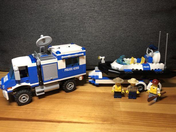 Lego City 4205