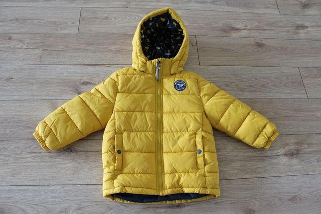 Kurtka zimowa dla chłopca rozmiar 116 H&M jak nowa