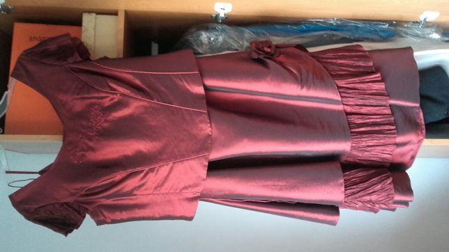Suknia -spódnica i gorset 48