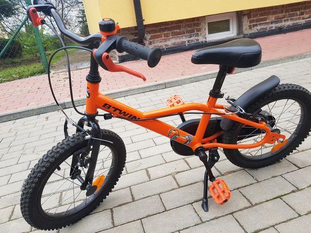 """Rower  chłopięcy B twin 16"""""""