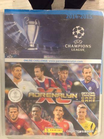 Karty panini uefa champions league