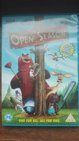 Open season film bajka dvd sezon na misia IDEAŁ
