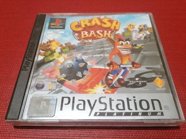Jogo PS1 Crash Bash