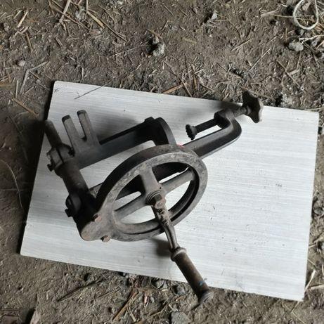 Ostrzałka szlifierka ręczna stołowa stara