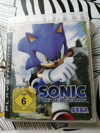 Gra Sonic PlayStation 3 PS 3.