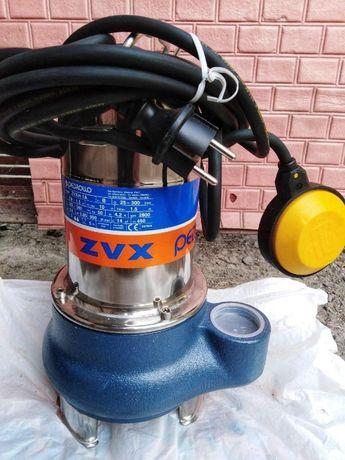 Насос фекальный / погружной / дренажный для сточной воды Pedroll 1A/40