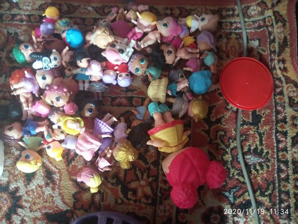 Маленькі лялічки лол