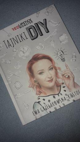Red Lipstick Monster tajniki DIY Ewa Grzelakowska-Kostoglu
