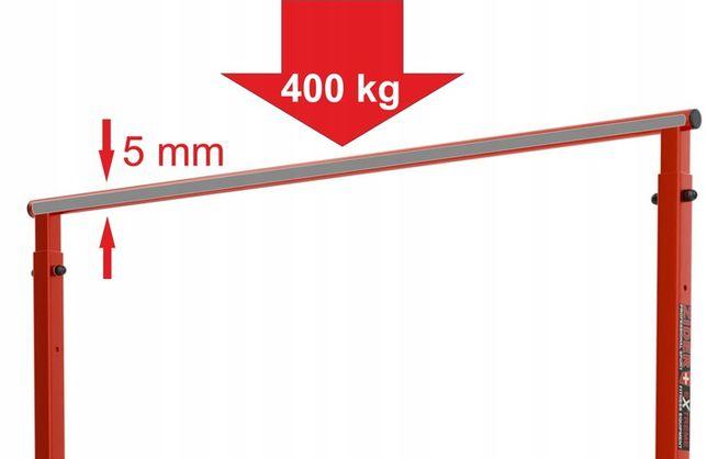 Drążek Stacjonarny do podciągania +DIP 300kg ZIDER