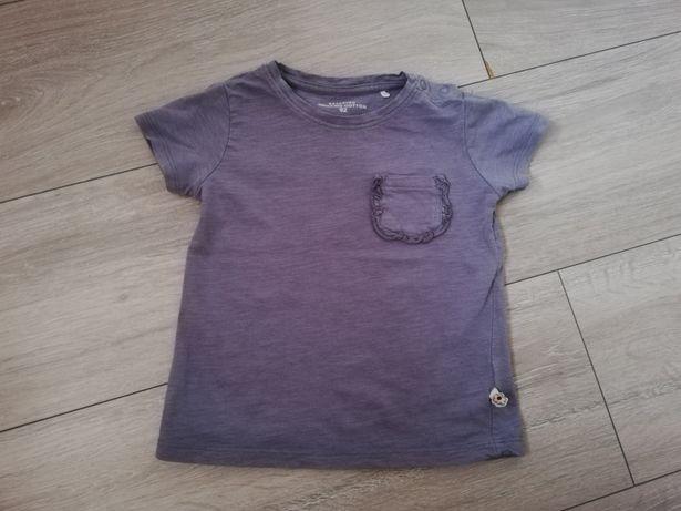 Koszulka dziewczęca 92