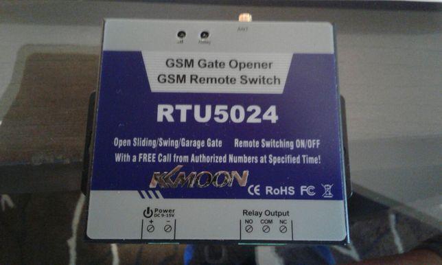 Abrir portão com telemóvel